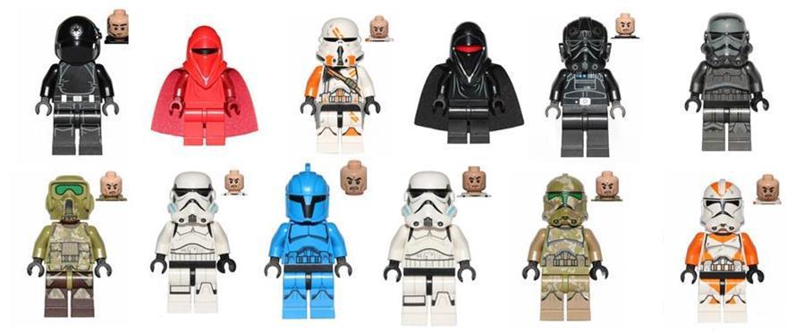 Star Wars Mini Figures